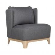 ALMA atpūtas krēsls