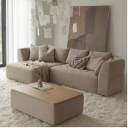 CLEO stūra dīvāns