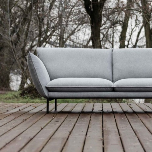 Dīvāns-sofa HUGO (divvietīgs)