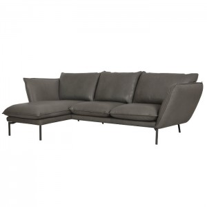 Stūra dīvāns HUGO (no ekspozīcijas)