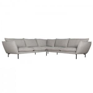 Stūra dīvāns HUGO