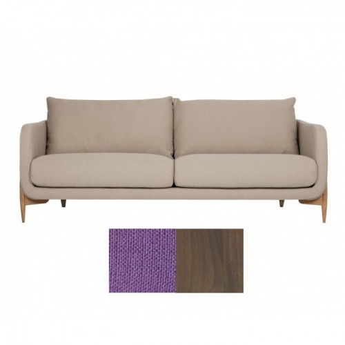 Divvietīga sofa JENNY