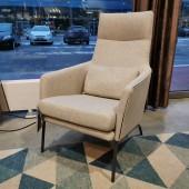SIRI atpūtas krēsls (salona ekspozīcijā)