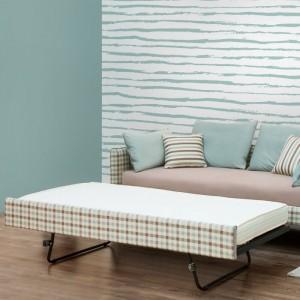 Vienguļamā gulta DOUBLE SOFT (ar izvelkamu papildus gultu)