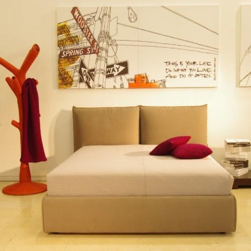 PILLOW divguļamā gulta