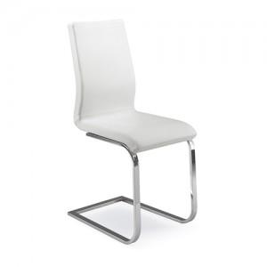 Ādas krēsls QUADRA SLITTA