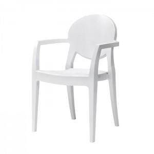 Plastmasas krēsls ar roku balstiem IGLOO