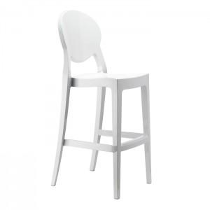 Plastmasas bāra krēsls IGLOO